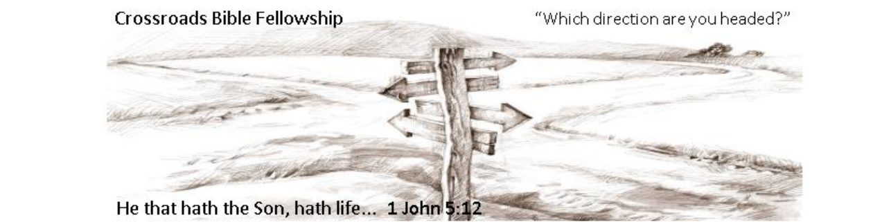 Crossroads Bible Fellowship